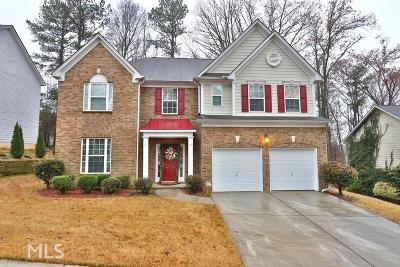 Snellville Single Family Home For Sale: 3865 Yosemite Park Ln