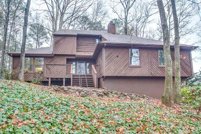 Marietta Single Family Home New: 2220 Piedmont Forest Dr