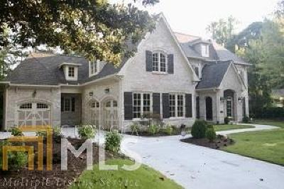 Atlanta Single Family Home New: 4067 Land O Lakes Dr