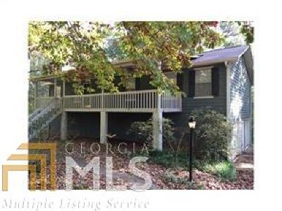 Douglasville Single Family Home New: 3746 Chapel Hill Rd