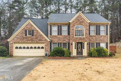Acworth Single Family Home New: 4332 Martingale