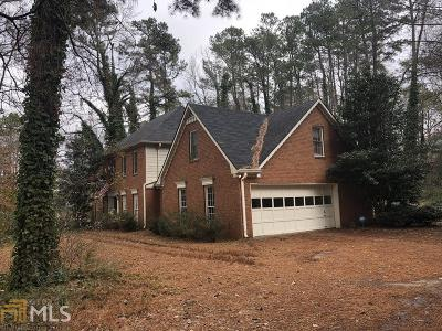 Roswell Rental For Rent: 765 Upper Hembree Rd