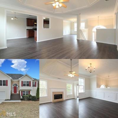 Lawrenceville Single Family Home New: 1195 Opie Ln