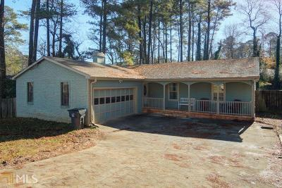 Lawrenceville Single Family Home New: 2422 Cruse Rd