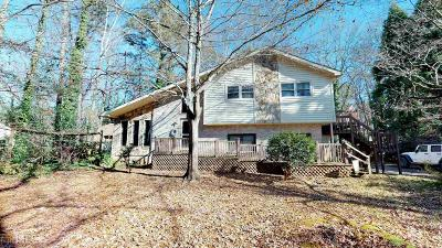 Douglasville GA Single Family Home New: $135,000