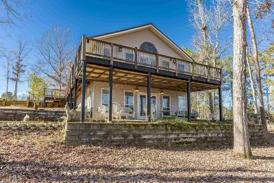 Greensboro, Eatonton Single Family Home For Sale: 120 River Lake Ct