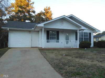 McDonough GA Single Family Home New: $69,900