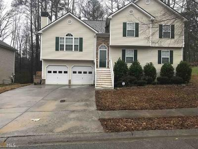 Acworth Single Family Home New: 111 Jake Taylor