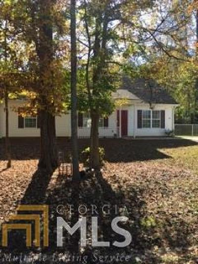 Butts County Single Family Home Under Contract: 116 Apache Rd