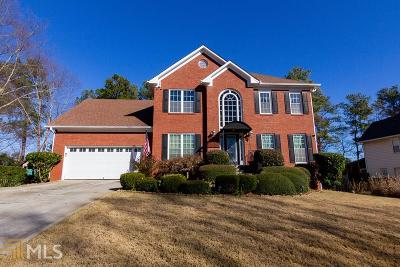 Lawrenceville Single Family Home New: 2207 Birch Hollow Trl