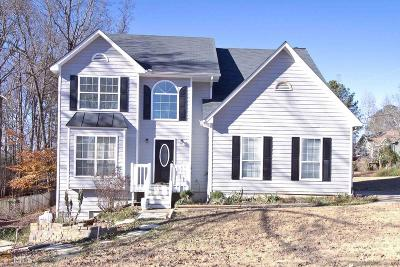 Lawrenceville Single Family Home New: 2002 Fox Hound Way
