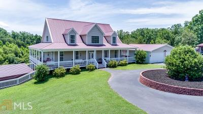 Bartow County Single Family Home For Sale: 100 Henry Mack Hill Rd