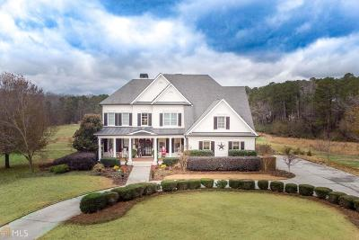 Tyrone Single Family Home Under Contract: 160 Trickum Creek Rd