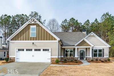 Dallas GA Single Family Home New: $289,900
