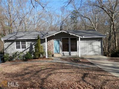 Douglasville Single Family Home Back On Market: 4213 Chickasaw Trl