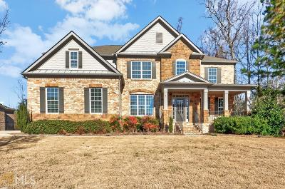 Alpharetta Single Family Home For Sale: 6815 Tulip Creek Cir