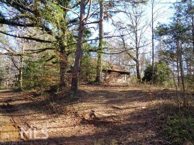 Banks County Single Family Home For Sale: Spring Rd
