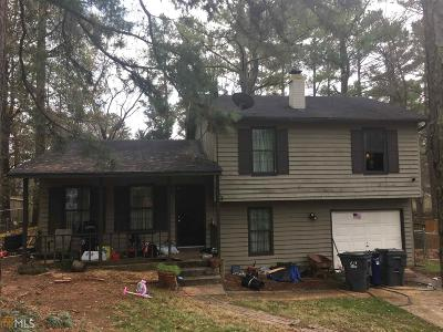 Lilburn Single Family Home For Sale: 4784 NW Burns Rd