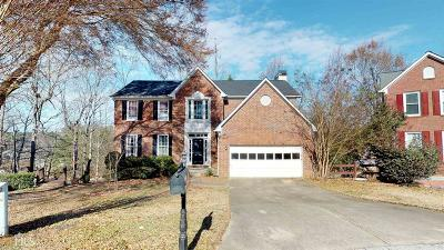 Marietta Single Family Home New: 3600 Sadlers Walk