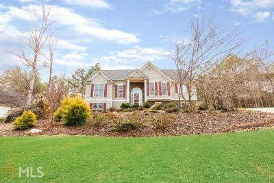 Acworth GA Single Family Home New: $255,000