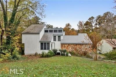 Marietta Single Family Home New: 4503 Kings Chase