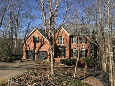 Cumming Single Family Home For Sale: 1800 Habersham Trce