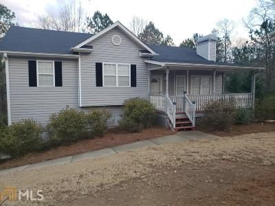 Dallas GA Single Family Home New: $159,900