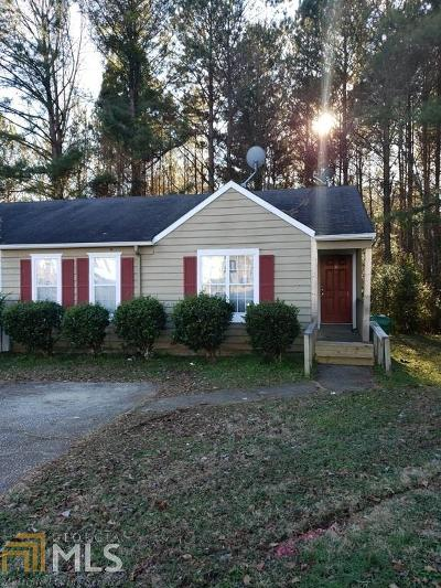 Lithonia Condo/Townhouse For Sale: 2043 Charter Manor