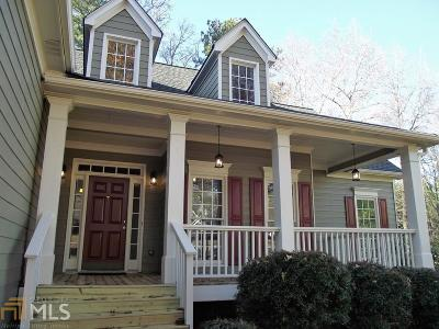 Dallas GA Single Family Home New: $285,000