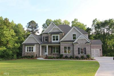 Alpharetta Single Family Home New: 7559 Bates Drive
