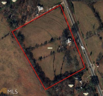 Loganville Residential Lots & Land For Sale: Lawrenceville Rd