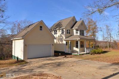 Haddock, Milledgeville, Sparta Single Family Home For Sale: 108 Gumm Cemetery Rd