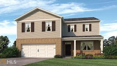 Dallas GA Single Family Home New: $244,990