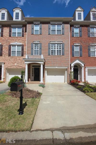 Peachtree City GA Condo/Townhouse Under Contract: $289,900