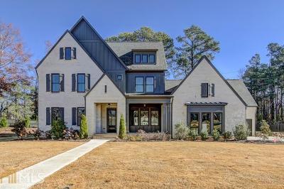Marietta Single Family Home For Sale: 2718 Ellery Way