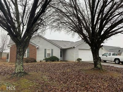 McDonough GA Single Family Home New: $119,000