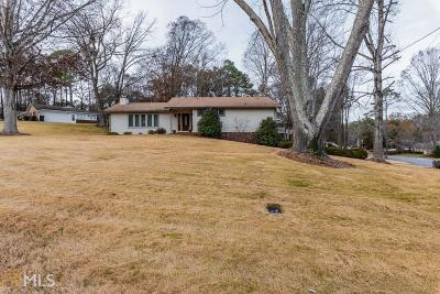 Kennesaw Single Family Home New: 3709 Shiloh Trail West