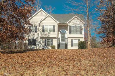 Locust Grove Single Family Home Under Contract: 166 Old Stonewall Dr