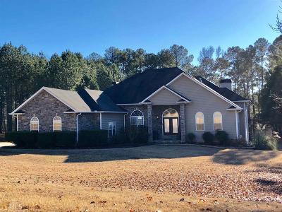 Newnan Single Family Home For Sale: 70 Odell Ridge