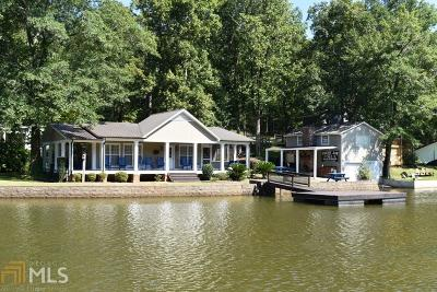 Butts County, Jasper County, Newton County Single Family Home For Sale: 159 Summit Vw