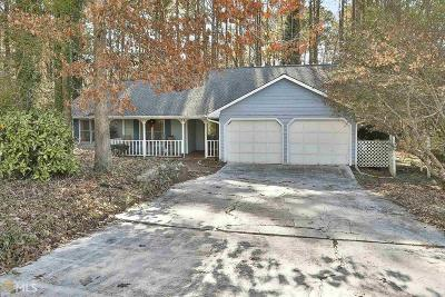 Peachtree City GA Single Family Home Under Contract: $239,900