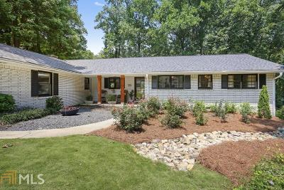 Tucker Single Family Home Under Contract: 3540 Hershey Ln