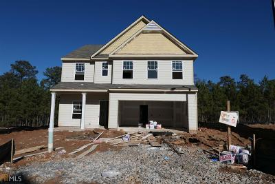 Dallas GA Single Family Home New: $246,125