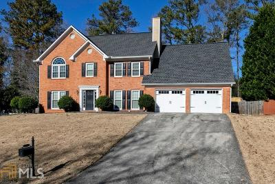 Marietta Single Family Home New: 1457 Fenwick Drive SW