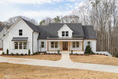 Kennesaw Single Family Home Under Contract: 791 Kennesaw Due West Rd