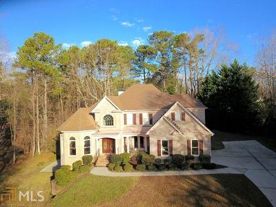 Flowery Branch Single Family Home For Sale: 6614 Club Vw Ct