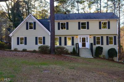 Lilburn Single Family Home For Sale: 2359 Cannon Hill Rd