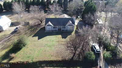 Williamson Single Family Home Under Contract: 166 Merrybrook Rd