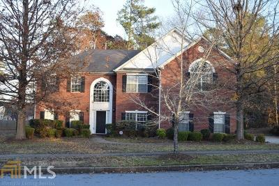 Conyers Single Family Home For Sale: 1209 Saxony Dr