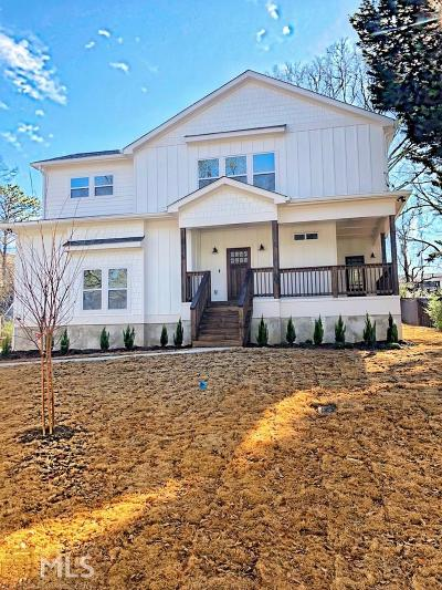 Smyrna Single Family Home Under Contract: 1304 Pierce Ave